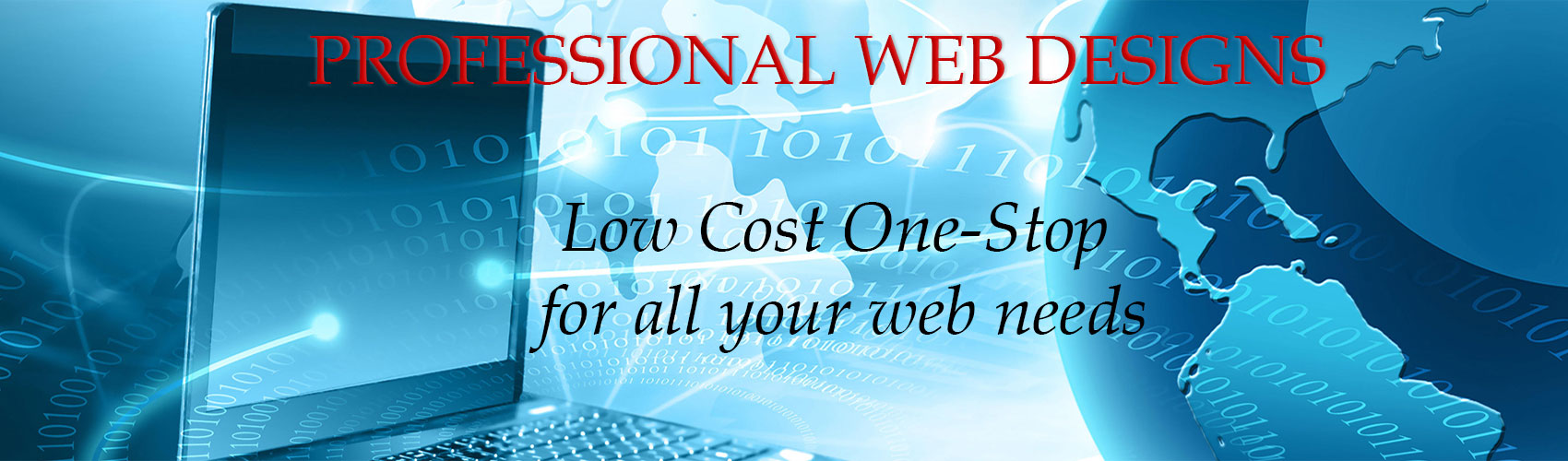 We are professional Kelowna Web Designers serving clients across Canada since 1996.