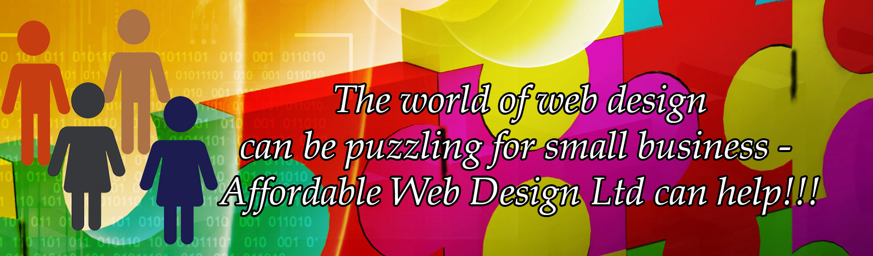 Affordable Web Network is a division of Affordable Web Design Ltd, offering great prices for all your web development.